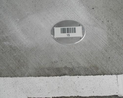 reoxyd vloerlabel